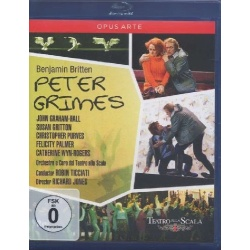 Britten: Peter Grimes Blu-ray Cover