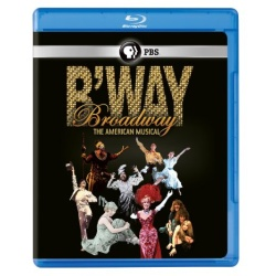 Broadway: The American Musical Blu-ray Cover