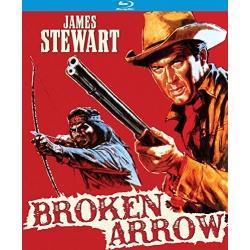 Broken Arrow Blu-ray Cover