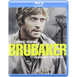 Brubaker Blu-ray Cover