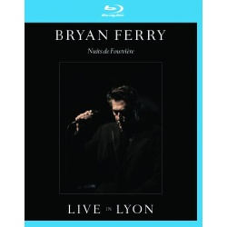 Bryan Ferry: Live in Lyon Blu-ray Cover