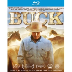 Buck Blu-ray Cover