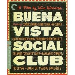 Buena Vista Social Club Blu-ray Cover