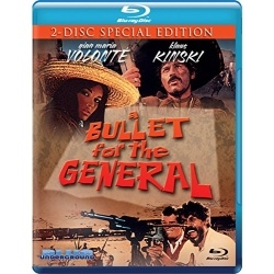 Bullet for the General Blu-ray Cover