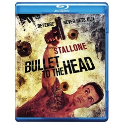 Bullet to the Head Blu-ray Cover