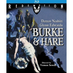 Burke & Hare Blu-ray Cover