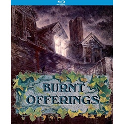 Burnt Offerings Blu-ray Cover