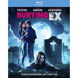 Burying the Ex Blu-ray Cover