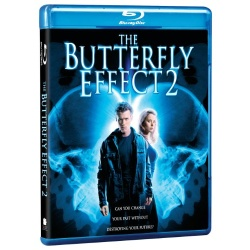 Butterfly Effect 2 Blu-ray Cover