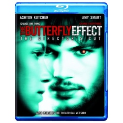 Butterfly Effect Blu-ray Cover