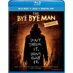 Bye Bye Man Blu-ray Cover