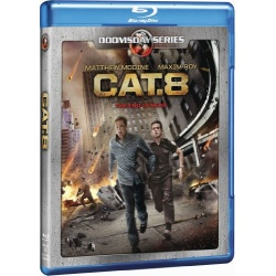 CAT. 8 Blu-ray Cover