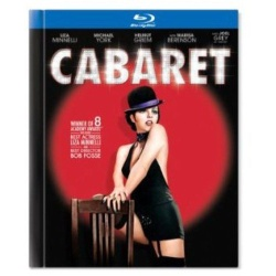 Cabaret Blu-ray Cover