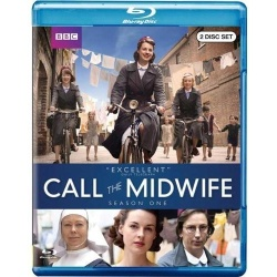 Call the Midwife: Season One Blu-ray Cover