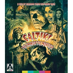 Caltiki, the Immortal Monster Blu-ray Cover