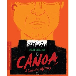 Canoa: A Shameful Memory Blu-ray Cover