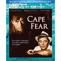 Cape Fear Blu-ray Cover
