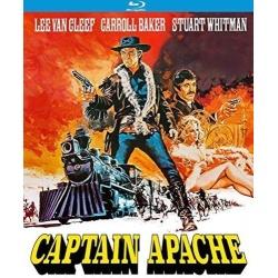 Captain Apache Blu-ray Cover