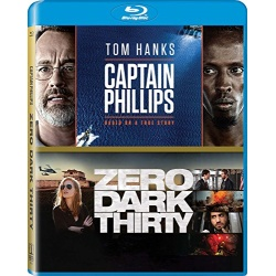 Captain Phillips / Zero Dark Thirty Blu-ray Cover