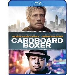 Cardboard Boxer Blu-ray Cover