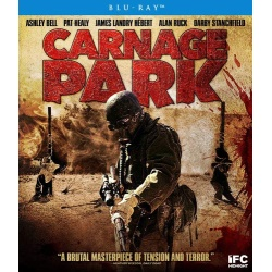 Carnage Park Blu-ray Cover