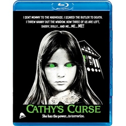Cathy's Curse Blu-ray Cover