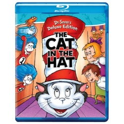 Cat in the Hat Blu-ray Cover