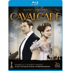 Cavalcade Blu-ray Cover