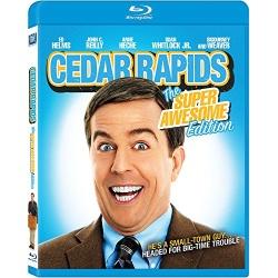 Cedar Rapids Blu-ray Cover