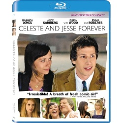 Celeste and Jesse Forever Blu-ray Cover