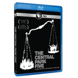 Central Park Five Blu-ray Cover
