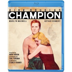 Champion Blu-ray Cover