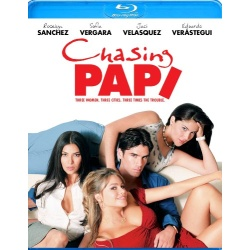 Chasing Papi Blu-ray Cover