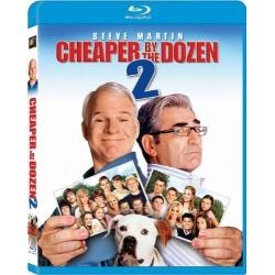 cheaper by the dozen 2 bluray disc title details