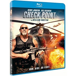 Check Point Blu-ray Cover