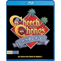 Cheech and Chong's Next Movie Blu-ray Cover