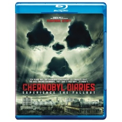 Chernobyl Diaries Blu-ray Cover