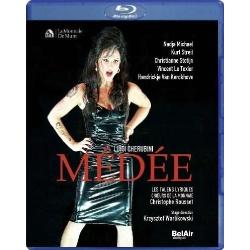 Cherubini: Medee Blu-ray Cover