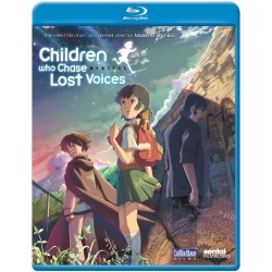 Children Who Chase Lost Voices Blu-ray Cover