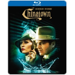 Chinatown (Steelbook) Blu-ray Cover