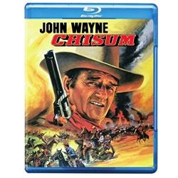 Chisum Blu-ray Cover