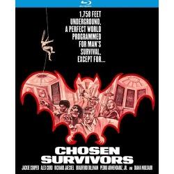 Chosen Survivors Blu-ray Cover