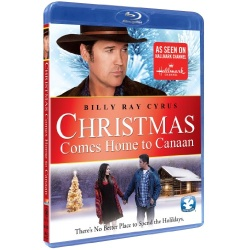 Christmas Comes Home to Canaan Blu-ray Cover