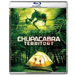 Chupacabra Territory Blu-ray Cover