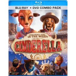 Cinderella Blu-ray Cover