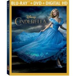 Cinderella Blu-ray Cover