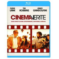 Cinema Verite Blu-ray Cover