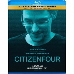 Citizenfour Blu-ray