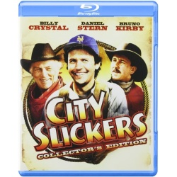 City Slickers Blu-ray Cover