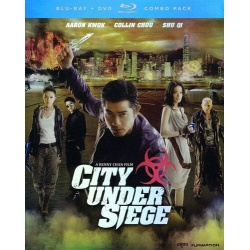 City Under Siege Blu-ray Cover